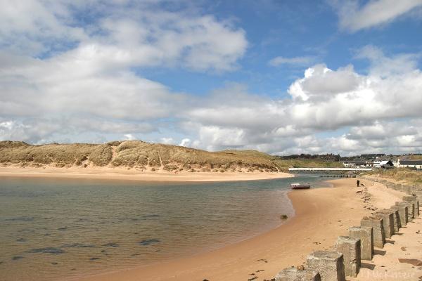 Cruden Bay Aberdeenshire by bugdog