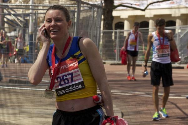 The 2013 London Marathon 2 by RupertHitchcoxLRPS