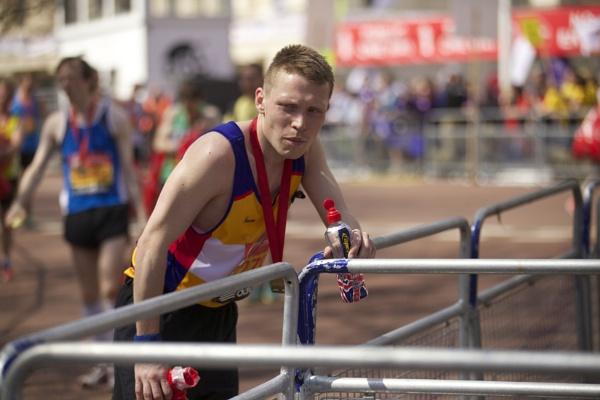 The 2013 London Marathon 3 by RupertHitchcoxLRPS