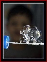 Yash & his Soap bubbles