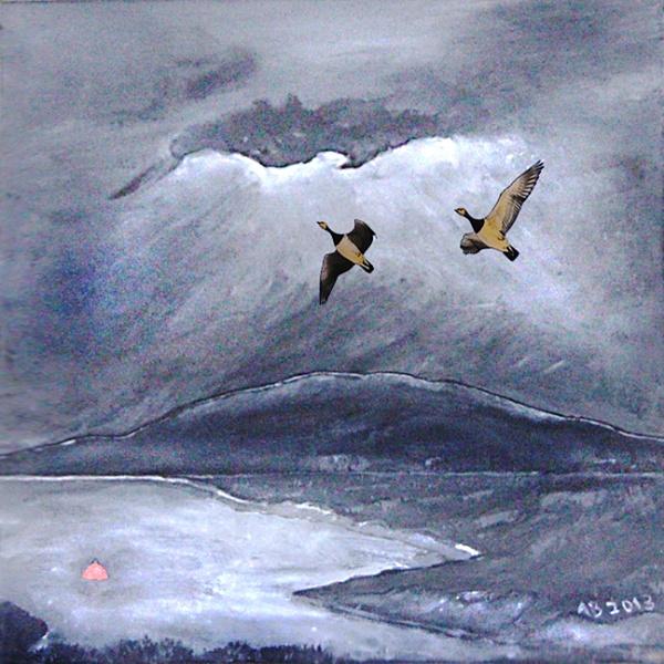 Storm Flight by aliciabeesley