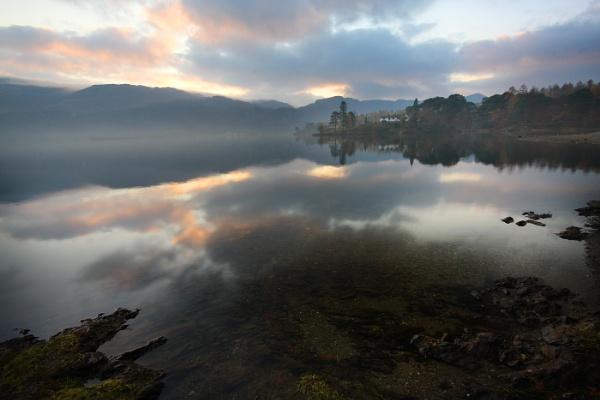 Derwent Morning by john thompson