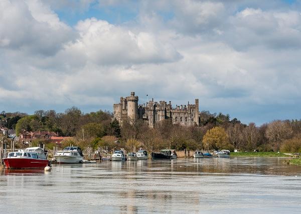 Arundel Castle by paddyman