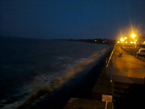 burnham on sea tide in