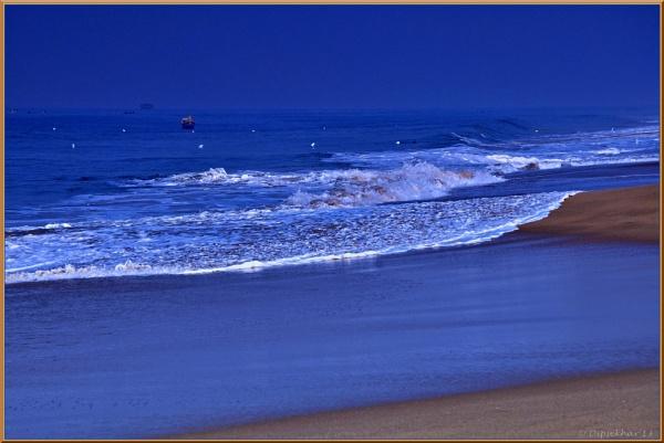 sea by dipsekhar