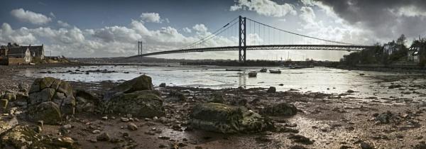 Forth Road Bridge by YorkshireSam