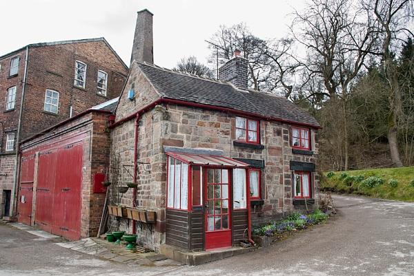 Mill Cottage by jasonrwl