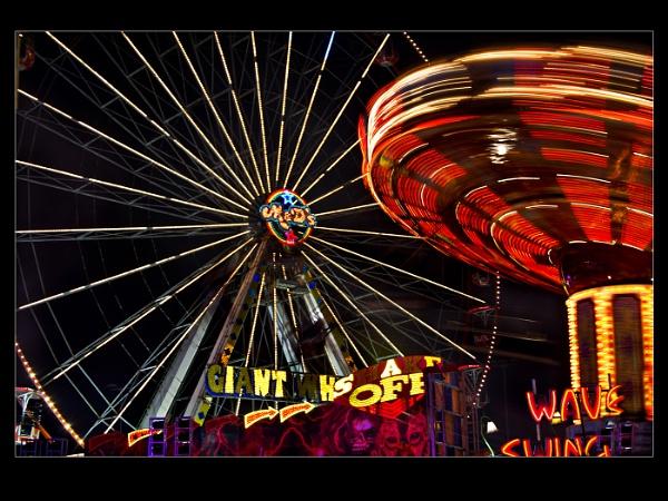 All the fun of the fair by MariaElaine