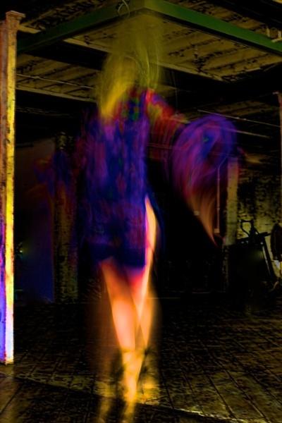 Ghost - Azteria by stevesloan