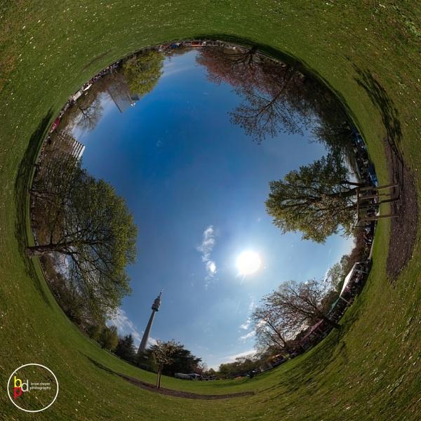 Westphalian Park Dortmund by imagesbybrian