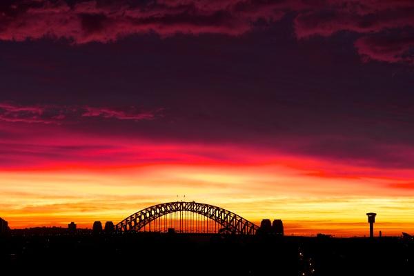 Sydney Sunrise by glennk68