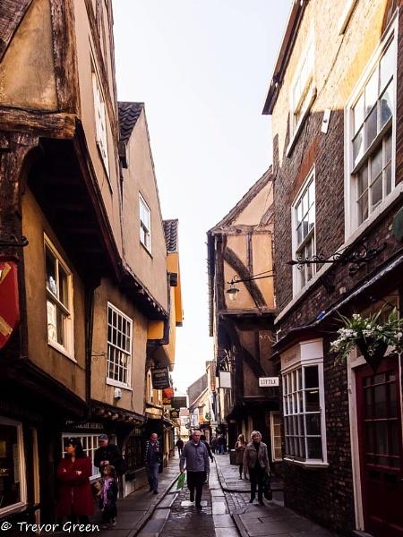 Shambles,York. by greent8