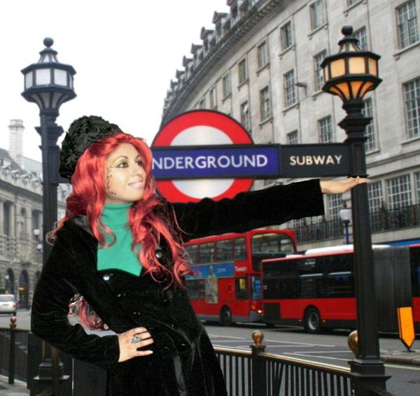 Velvet Underground by rebelphoenix