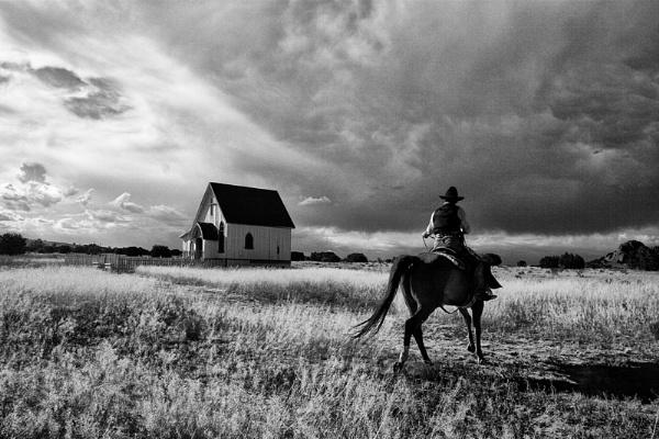 The Cowboy of Santa Fe by eslwinshot