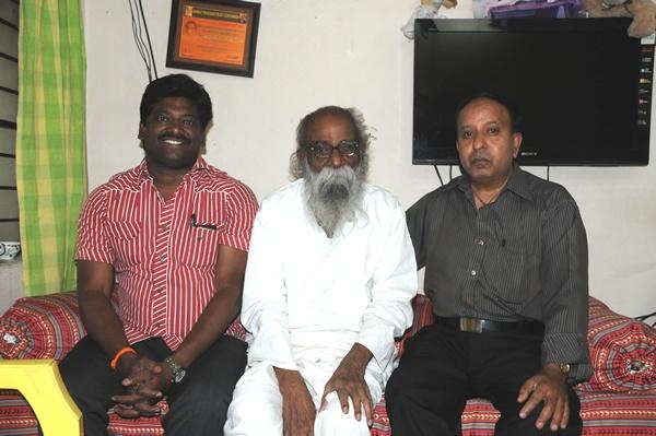 Dr.Ravuri Bharadwaja Gyanpith Award Winner by saatyaki