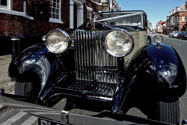 Rolls Royce by Ploughman