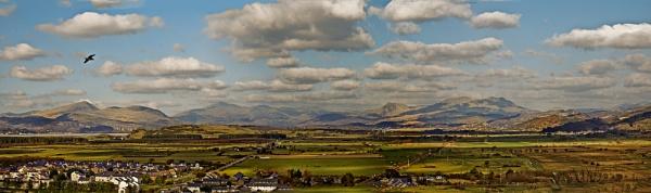 Snowdonia Range by Fogey