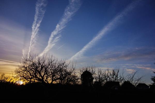 Overnight Flight by AndrewCee