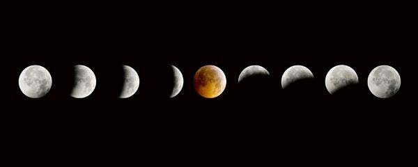 Moon Eclipse by zerojazdy