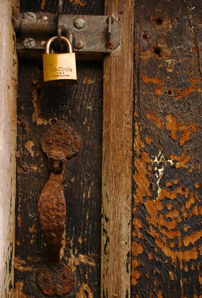 The door. by franken