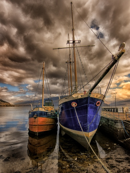Inverary/Loch Fyne by Kruger01
