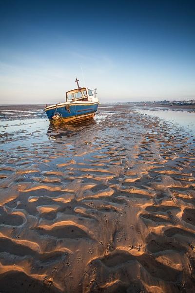 Thorpe Bay - Tracks and Ripples by derekhansen