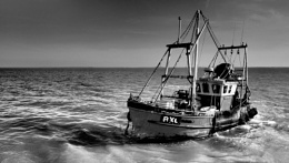 Fishing boat, Leigh on Sea Essex