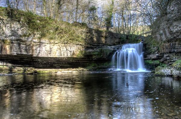 West Burton Falls by digicammad