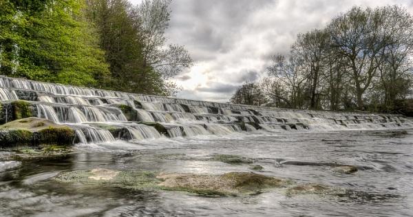 Burley Weir by digicammad
