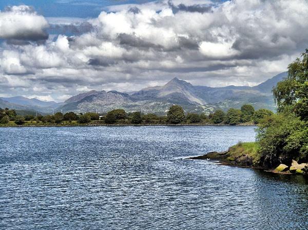 North Wales by Gypsyman