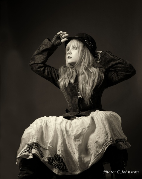 Donna (Steve Nicks, Fleetwood Mac  Tribute Singer) by GFJ
