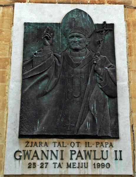 Pope John Paul ll by richardCJ