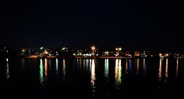 Depot by night, Salonica