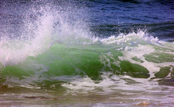 Atlantic Ocean Surf by FrancisMacDonaldPhotography
