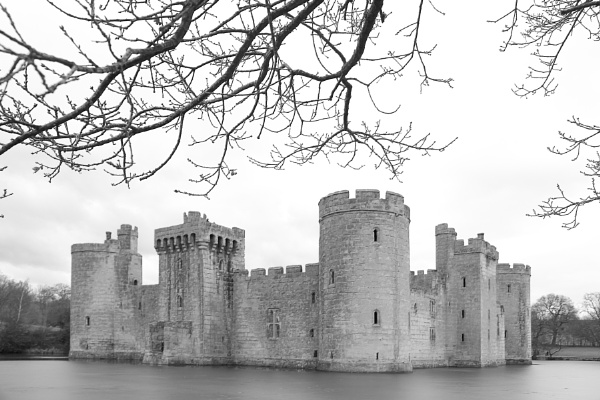 English castle by Cloake
