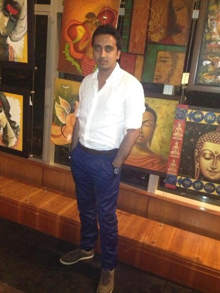 Digant Sharma by digantsharma