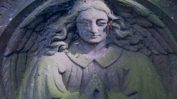 Spooky angel by haggisman999