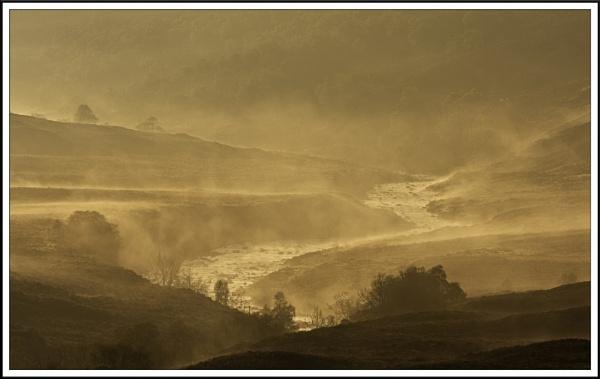 Misty River by Colin_Leslie