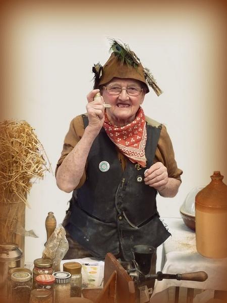 Yorkshire Lady