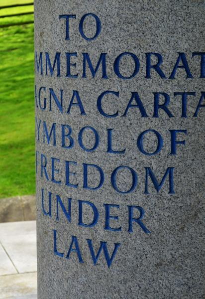 Magna Carta by gingerdelight