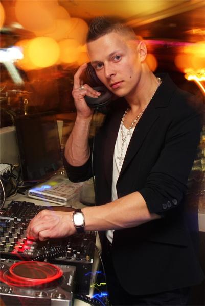 DJ Alex Kind by xenija