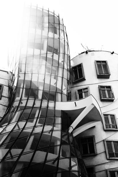 dancing house by IgorKo