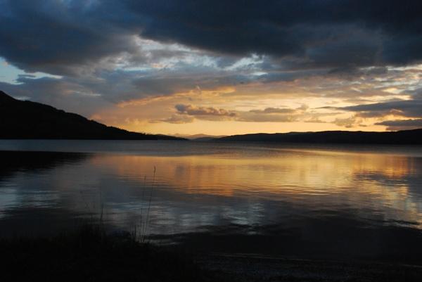 Loch Rannoch Scotland by stephens55