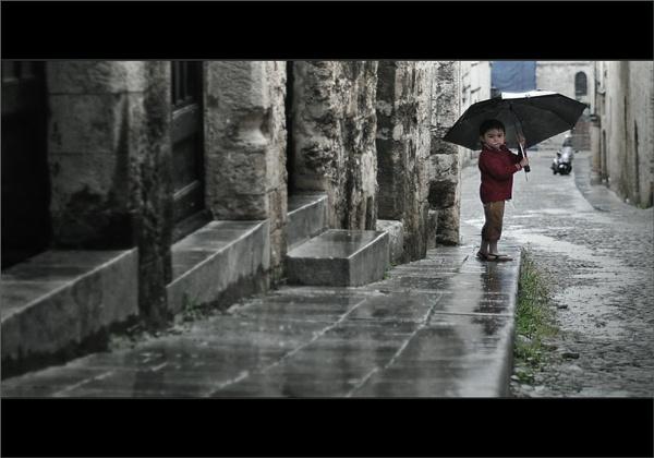 Rain Child... by woodlark