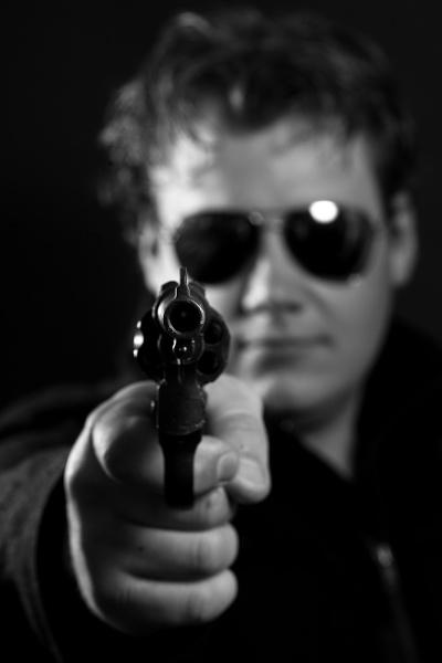 Gangster by burd