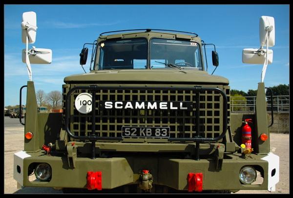 Scammell by scarjam