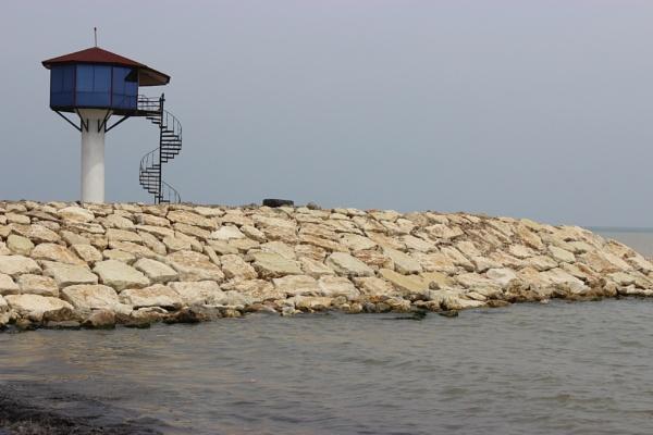 Sea Cabin by Rasoul