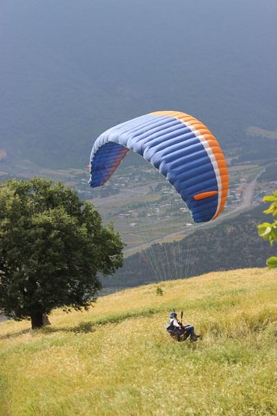 Landing Time by Rasoul