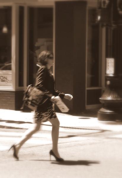 ~ Leg Action  {Sepia & Soft Focus} by LexEquine