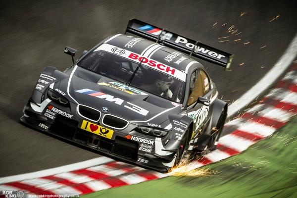 Joey Hand - BMW M3 DTM - 2013